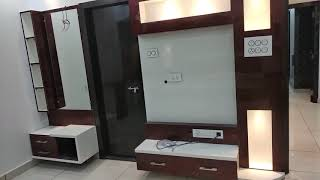 NO:74 A-211 Interior Work Done 3BHK SLV AMARAVATHI GRAND VIJAYAWADA CALL 9393391391 for works