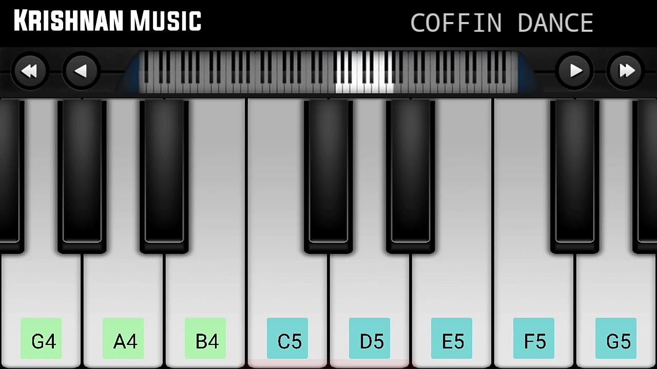 Tiktok Ban Funny Status Coffin Dance Meme Ringtone (Piano ...