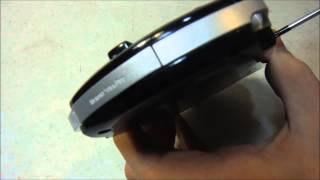 How to remove dust and dirt under the screen of a PSP 3000 / 3001