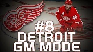 "NHL 14: Detroit Red Wings GM Mode #8 "" OMG Howard!"