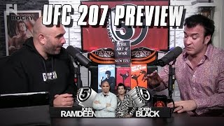 UFC 207: Nunes vs. Rousey & Cruz vs. Garbrandt Preview | 5 Rounds - Full Show
