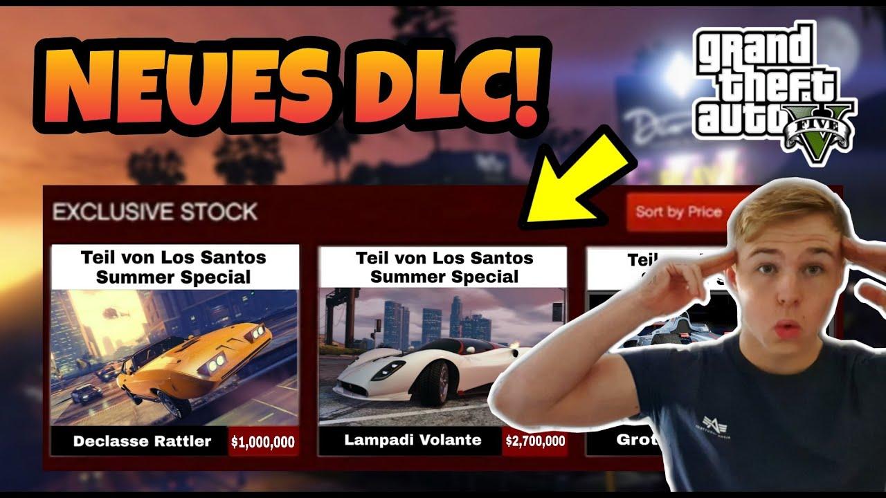 NEUS SOMMER DLC und NEUES CASINO AUTO in GTA 5 ONLINE ! - GTA 5LIVE