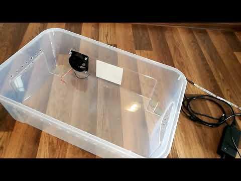 DIY Series - Small Indoor Greenhouse Build
