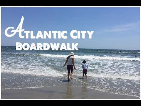 ATLANTIC CITY BOARDWALK   NEW JERSEY