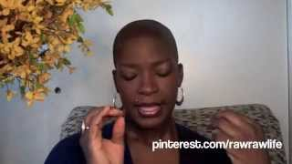 Juicing & Weight Loss - What to Eat After Your Fast | Carla Douglin, Raw Raw Life