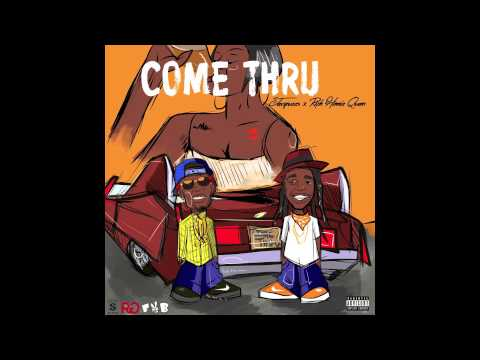 "Jacquees Feat Rich Homie Quan - ""Come Thru"""