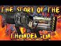 The Story of the THUNDERGUN! DR GERSH UNFINISHED WONDER WEAPON! Call of Duty Zombies Storyline