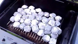 How To Convert Gas BBQ To Lava Rock BBQ
