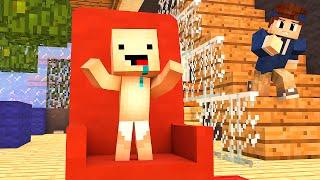 BABY DREHT DURCH! - Minecraft Babysitter #3