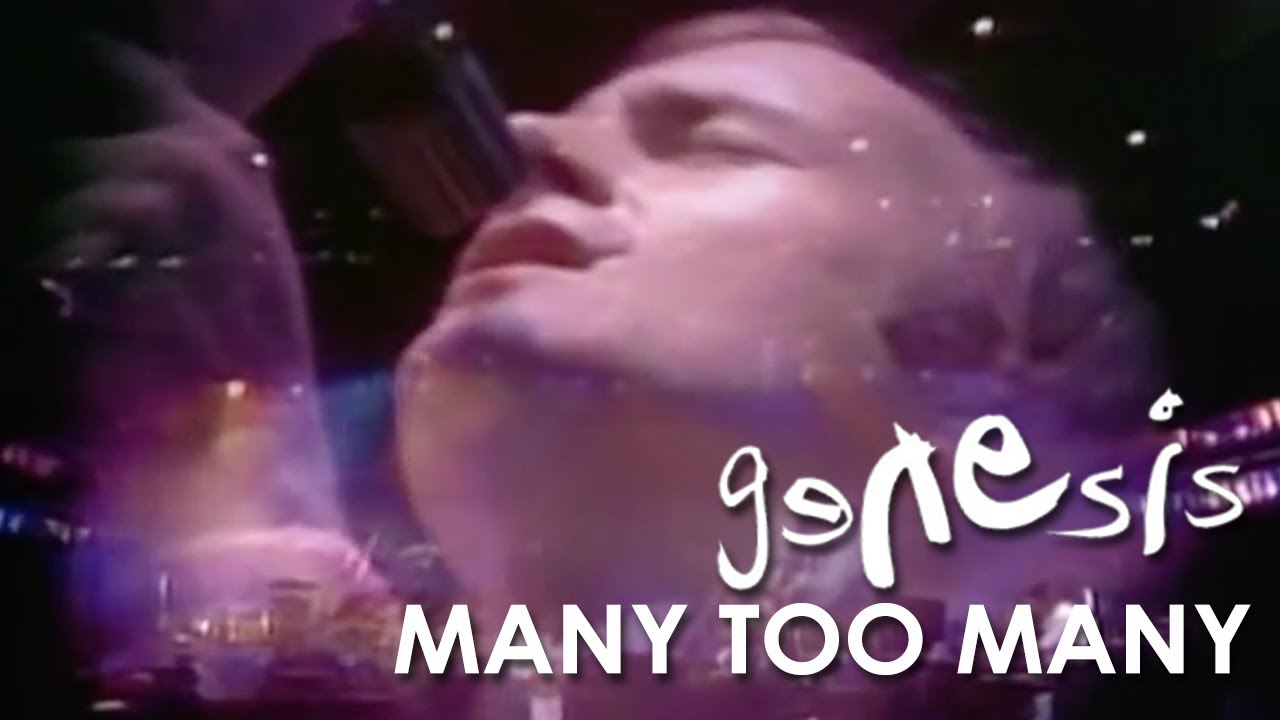 Genesis - Many Too Many (Official Music Video) - YouTube
