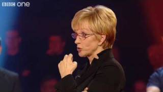 Laila Rouass insults Anne Robinson - Weakest Link - TV Drama Special - BBC One