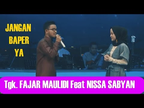 Mantul Duet Nissa Sabyan Feat Tgk Fajar Maulidi Aceh