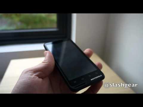 Motorola MOTOLUXE Preview