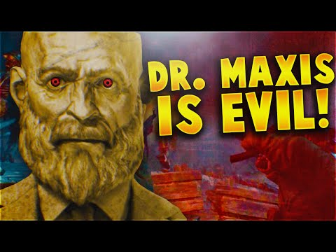 DR. MAXIS COULD BE EVIL! Black Ops 3 Zombies Storyline Theory! (Black Ops 3 Zombies DLC 4)