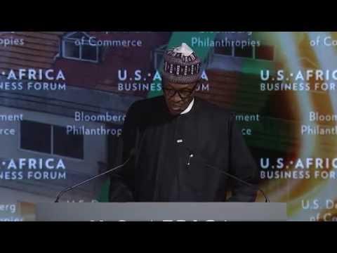 Remarks by President Muhammadu Buhari, Nigeria  2016 U S  Africa Business Forumdownloaded from kibas