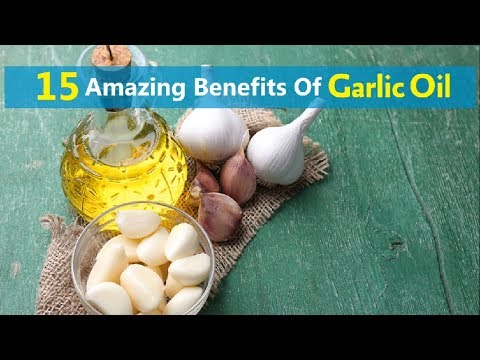 Garlic Essential Oil Benefits
