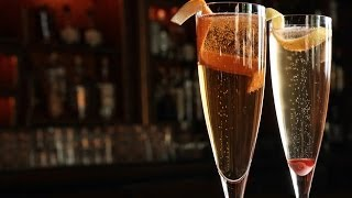 How To Make A Champagne Cocktail -- Liquor.com