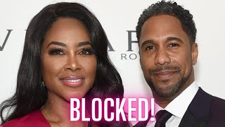 Kenya Moore Has Been Blocked!  It's About To Get Nasty For The RHOA Star!  Ft. RJ Allan