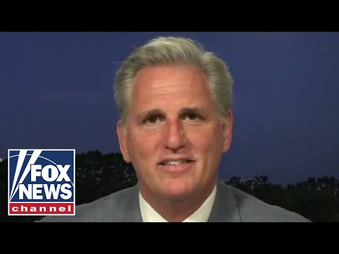 Can the GOP take back the House? Kevin McCarthy weighs in