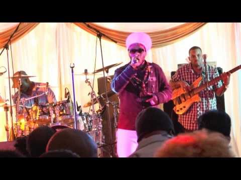 2nd Annual Pressure Buss Pipe & Friends Concert- Mykal Rose (2 of 3)
