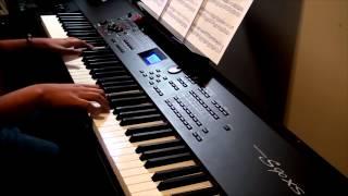 Dear Darlin - Olly Murs (Piano Cover) by aldy32