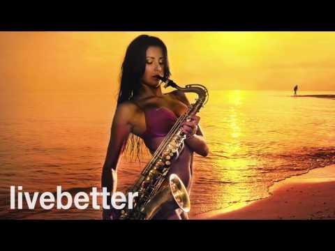 Música de Saxofón Romántico Instrumental - Música de Jazz Relajante y Romántica de Saxo y Piano