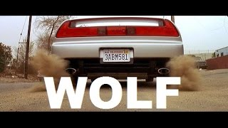 Winston Wolf - NSX - Professeur Patong - Jason voriz