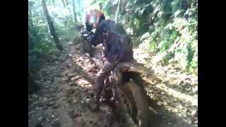 RUSUH /Ripuh Adventure, Enduro trak 4 Dirt bike