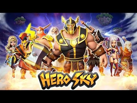 Hero Sky: Epic Guild Wars Android GamePlay Trailer (1080p)