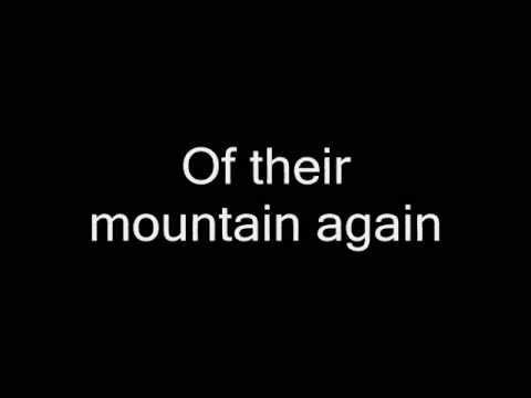 Avenged Sevenfold - Crossroads [lyric video]