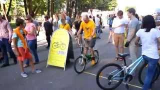 Пьяный велосипед(в парке аттракционов Диво-Остров., 2015-08-16T19:02:05.000Z)