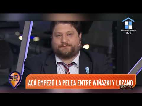 La verdadera razón por la que Verónica Lozano odia a Wiñazki