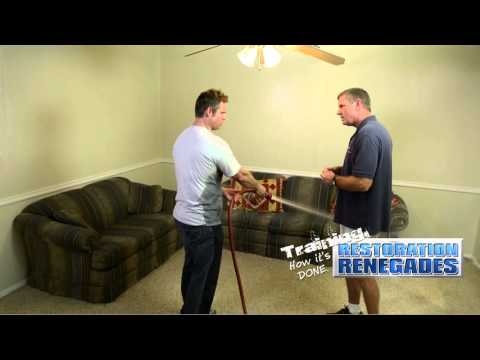 Water Damage Dry Out Training with American Drying Institute (ADI)