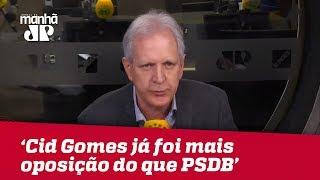 Cid Gomes foi mais oposição ao PT do que a oposição formal | Augusto Nunes