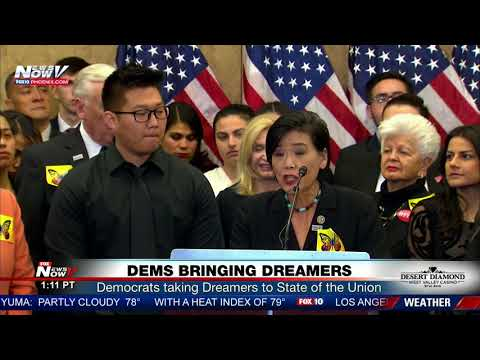 STATE OF THE UNION: Democrats Are Bringing Dreamers As Guests (FNN) Mp3