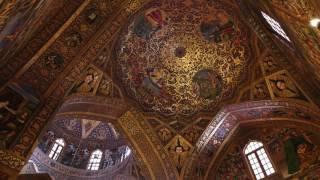 Vank Cathedral Isfahan Iran in 4K