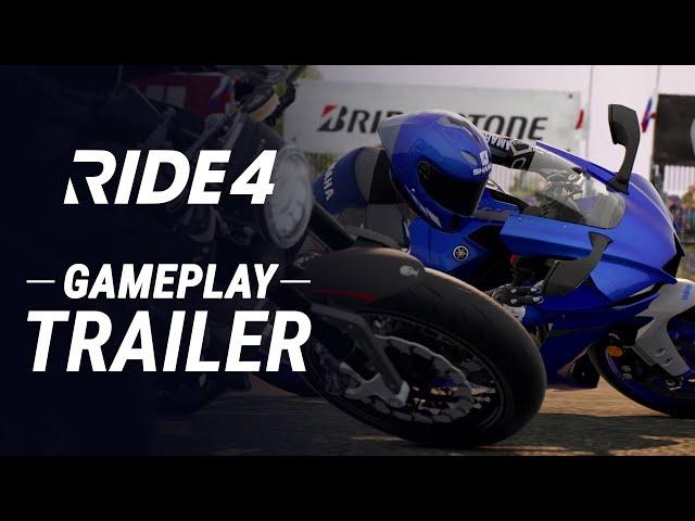 Ride 4 (видео)