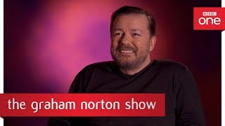 Ricky Gervais has a grievance with Graham - Graham Norton's Good Guest Guide: Preview - BBC One