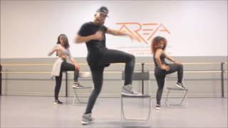 Tinashe Company Dance by Lyrik London
