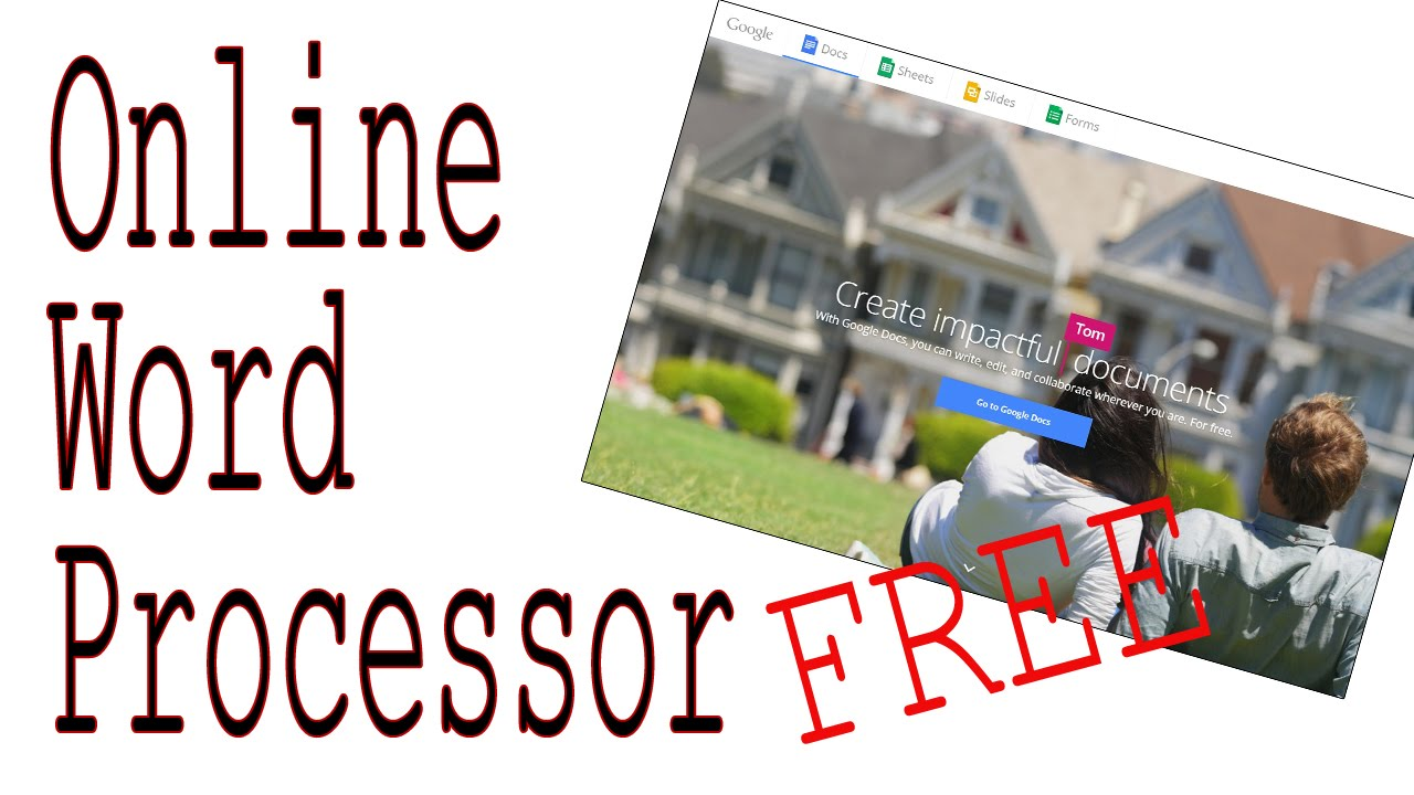 Free word processor download online?