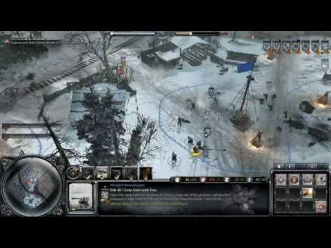 Company of Heroes 2 - Case Blue DLC - Retreat at the Don - General Difficulty