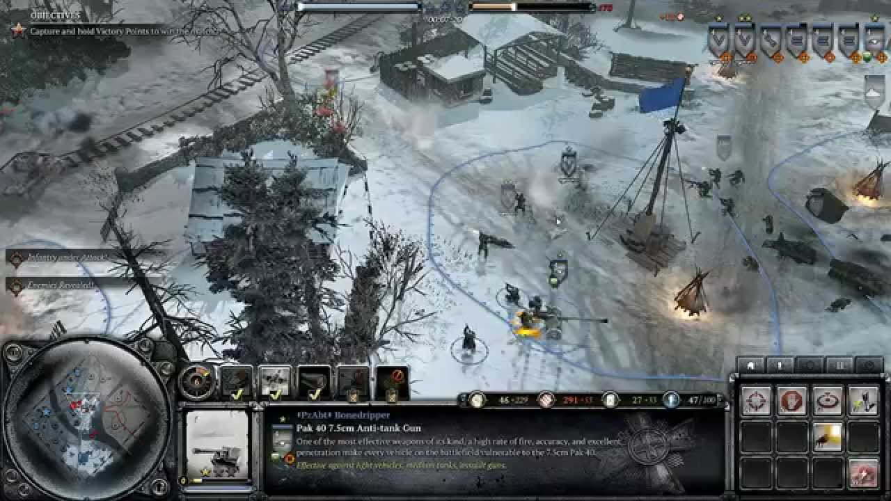 Coh 2 Case Blue : Company of heroes case blue dlc pc steam code amazon games