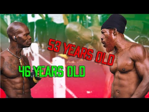 Fit Over 50 | Red & Ricardo Wingate Workout