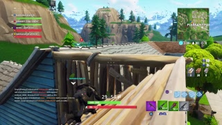 Fortnite #118   road to level 100 funny moments and more season 4 200 plus wins