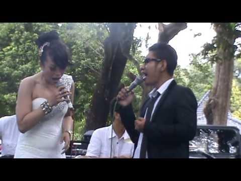 WEDDING PARTY UNITED BAND@PRAMBANAN GARDEN-ENDLESS LOVE