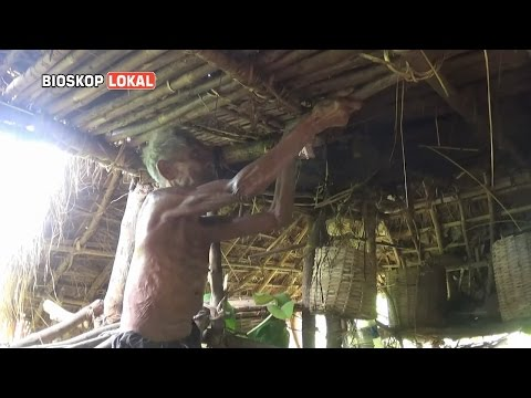 Penelusuran Penemuan Manusia Hutan Ala TARZAN Di Trenggalek JATIM