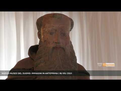 NUOVO MUSEO DEL DUOMO: IMMAGINI IN ANTEPRIMA | 18/05/2021