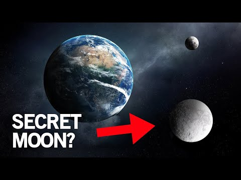 Does the Earth Have a Secret Second Moon!