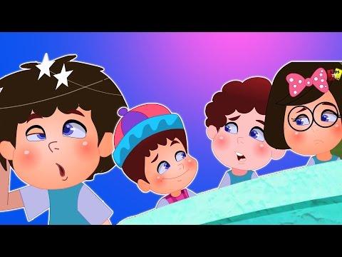 mười trong giường | vườn ươm vần cho trẻ em | trẻ em biên soạn | trẻ em Video | Ten In The Bed