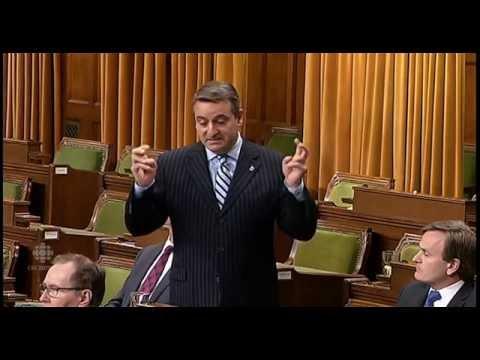 MP Paul Calandra's tearful apology RAW